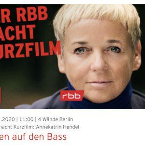 Masterclass: 4 Wände Berlin